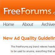 FreeForums.org Blog